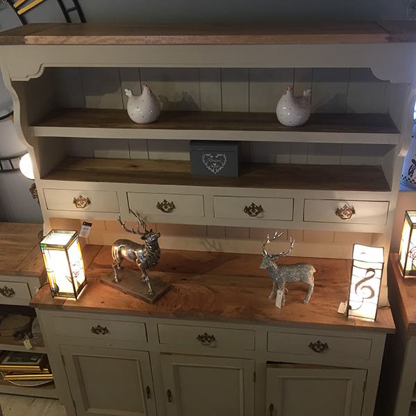 Mango Painted Double Dresser