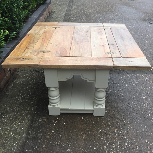 Mango Painted Coffee Table