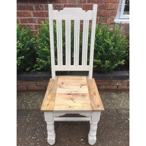 Mango Painted Dining Chair